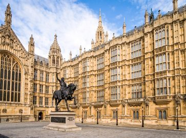 Public affairs and a minority government